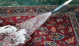 Lavaggio ad acqua tappeti