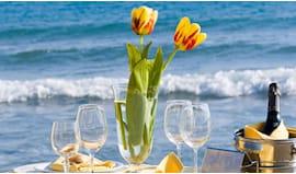 Spiaggia+pranzo carne
