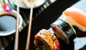 25% asporto yan sushi ⭐