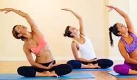Gratis lezione yoga 1h30