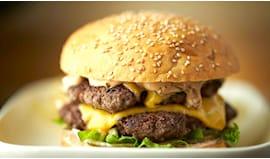 Burger+bibita favarolo