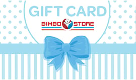 Bimbo store shopping card
