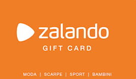 Zalando shopping card