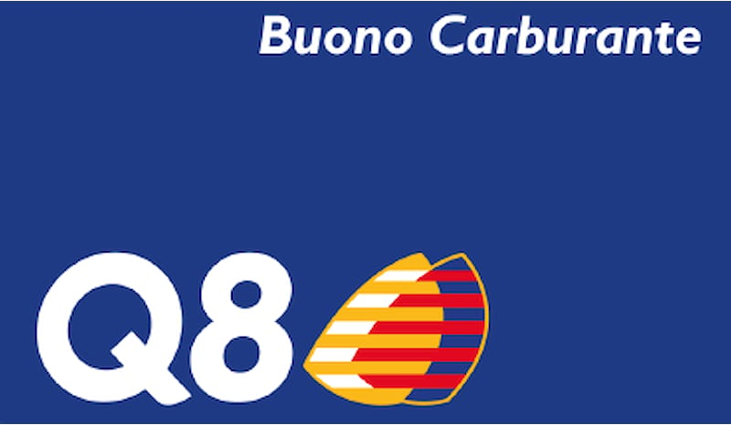 Q8 BUONO CARBURANTE
