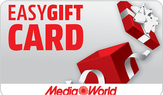 Mediaworld shopping card
