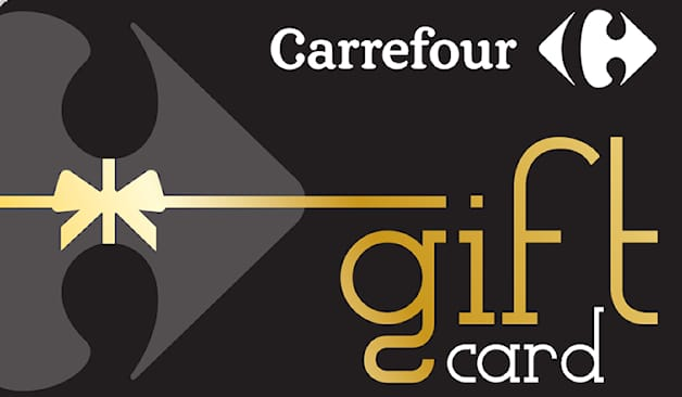 Carrefour  shopping card