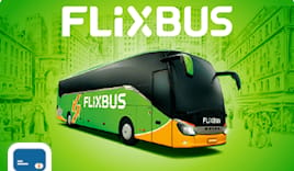 Flixbus shopping card