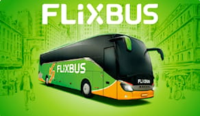 Flixbus shopping card