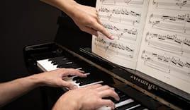 Omaggio 3 lez pianoforte