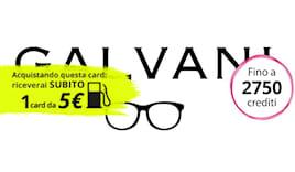 Galvani card offline