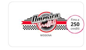 America graffiti mo card