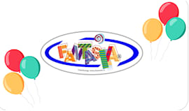 Fantasia disney card