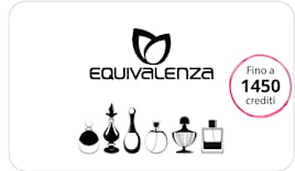 Equivalenza shopping card