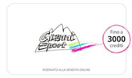 Gianni sport card online