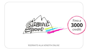 Gianni sport card online