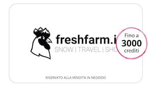 Fresh farm offline card