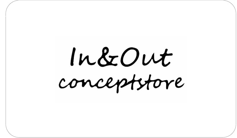 IN & OUT SHOPPING CARD