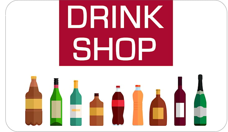 Drink-shop-shopping-card_173280