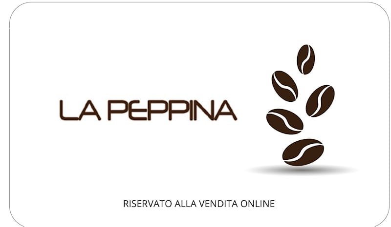 LA PEPPINA SHOPPING CARD