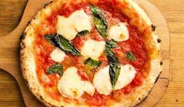 Menù pizza tunnel