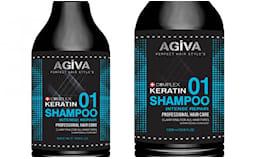 Shampoo alla keratina