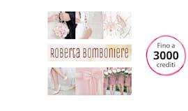 Roberta bomboniere card