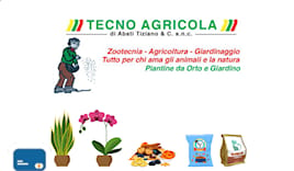 Tecnoagricola shop card