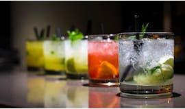 Cocktail + stuzzichini