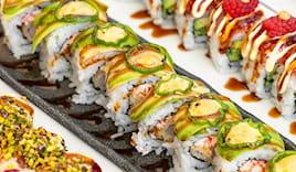 Omaggio sushi