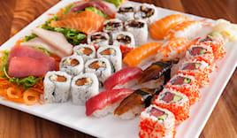 Offerta 52 pezzi sushi