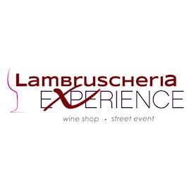 LAMBRUSCHERIA EXPERIENCE