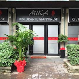 mika ristorante giapponese