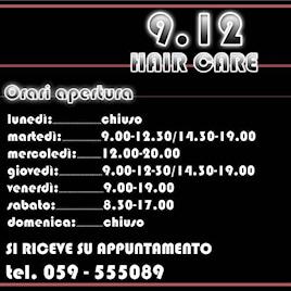 9.12 Hair Care