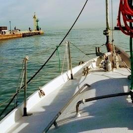 Wind Walker vela e turismo