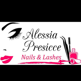 Alessia Presicce nails and lashes