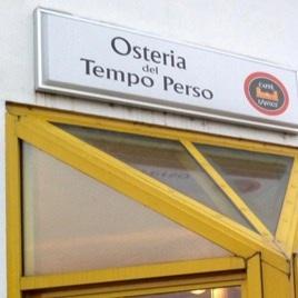 OSTERIA DEL TEMPO PERSO