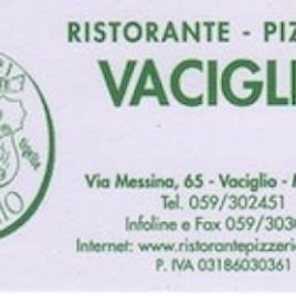 Ristorante Pizzeria Vaciglio