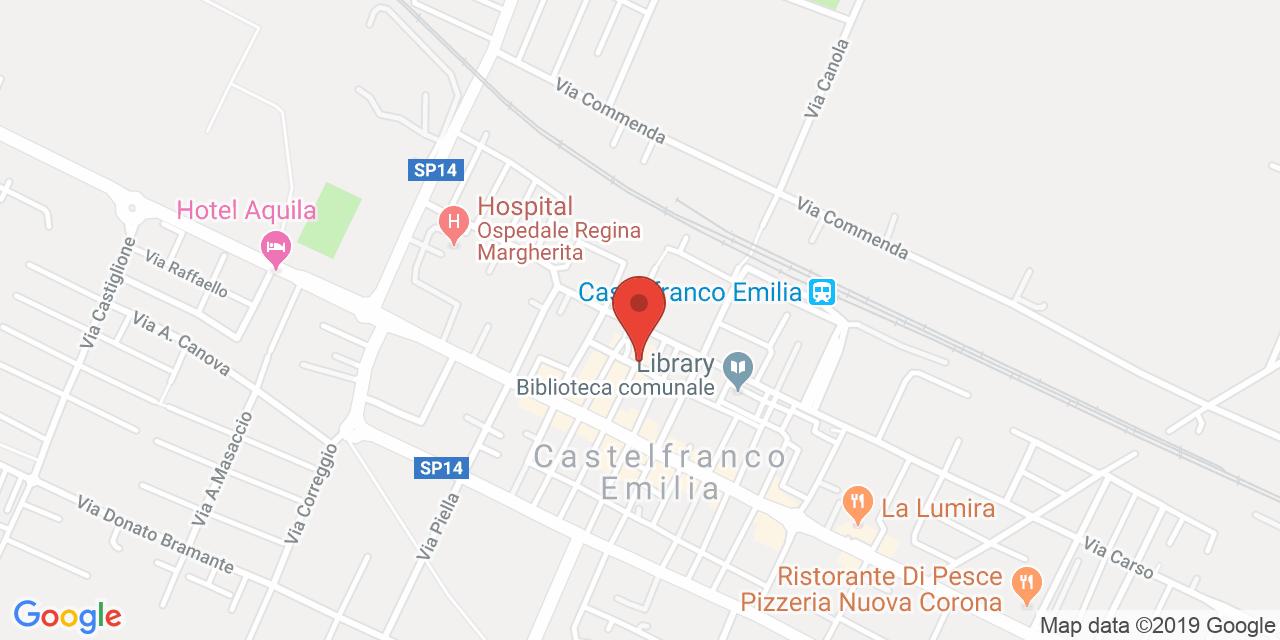 pizzeria corona castelfranco emilia