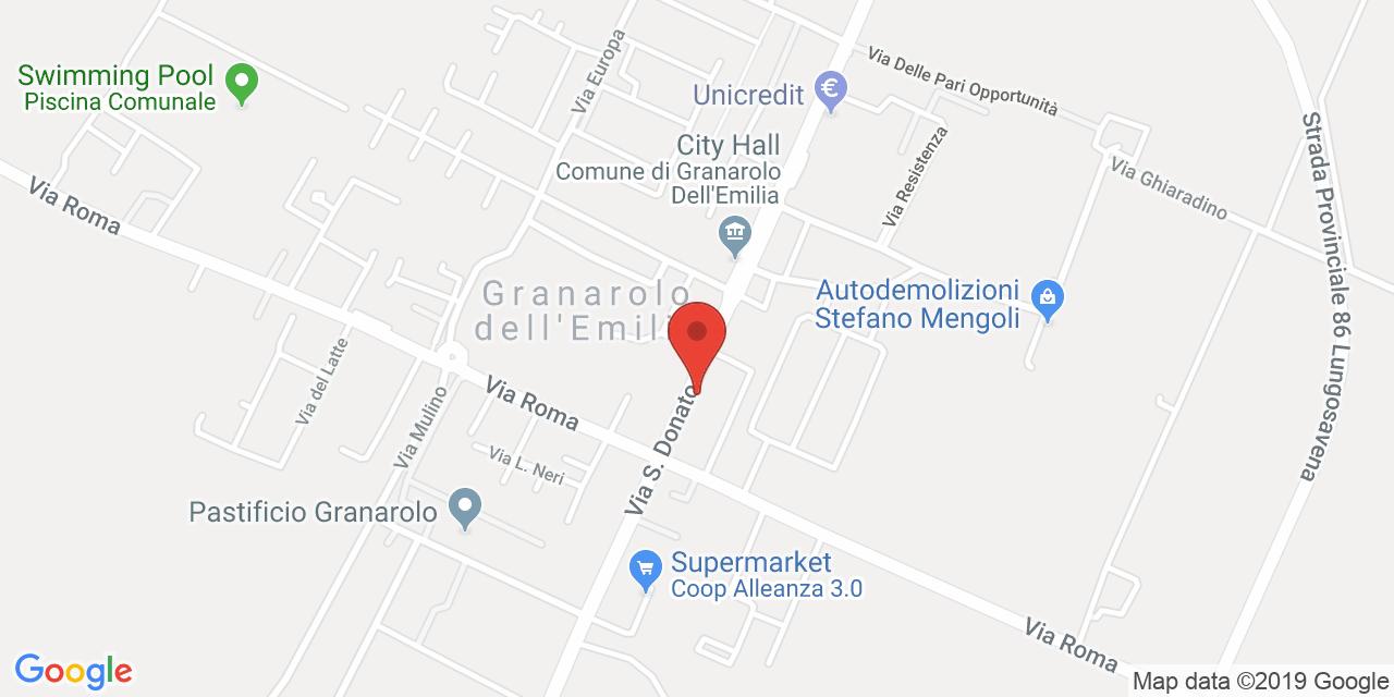 Comune Di Granarolo Dell Emilia sconti per estetica julius caesar - granarolo dell'emilia