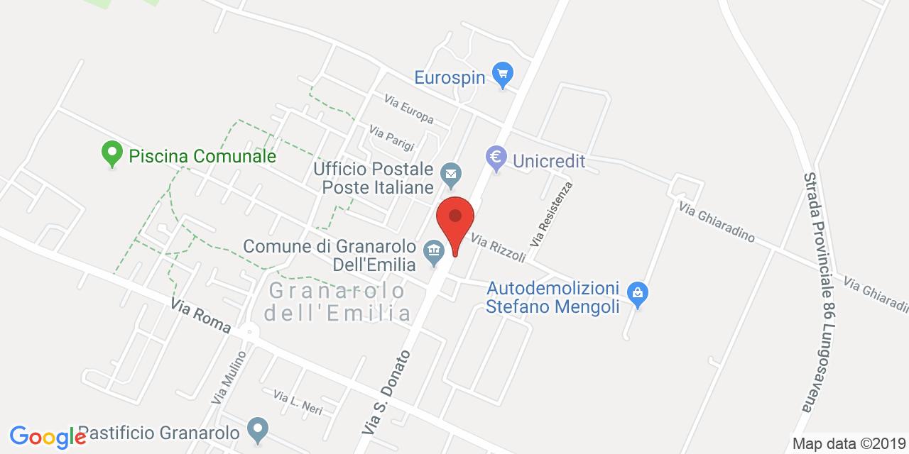 Comune Di Granarolo Dell Emilia sconti per francesca epinati - granarolo dell'emilia - a